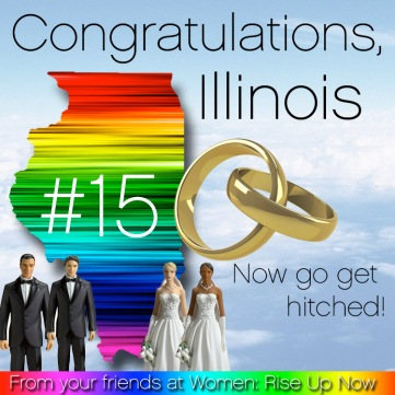 CONGRATULATIONS ILLINOIS
